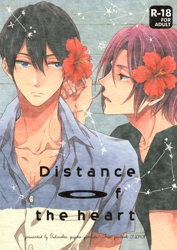 distance of the heart cover