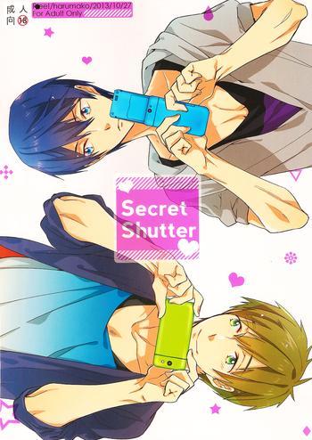 secret shutter cover